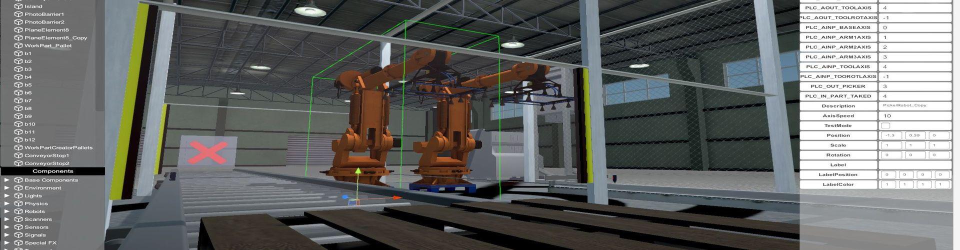 easyplc machines simulator - slide 3
