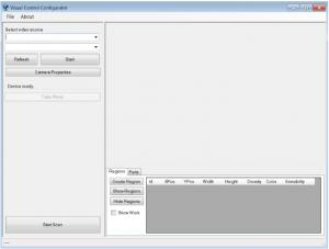 visual control editor